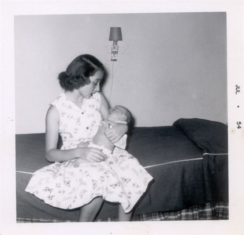 New Mother 1954